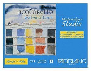 Papier aquarelle Fabriano