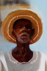 Cours portrait peinture à l'huile