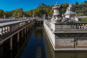Jardin de la Fontaine Nîmes